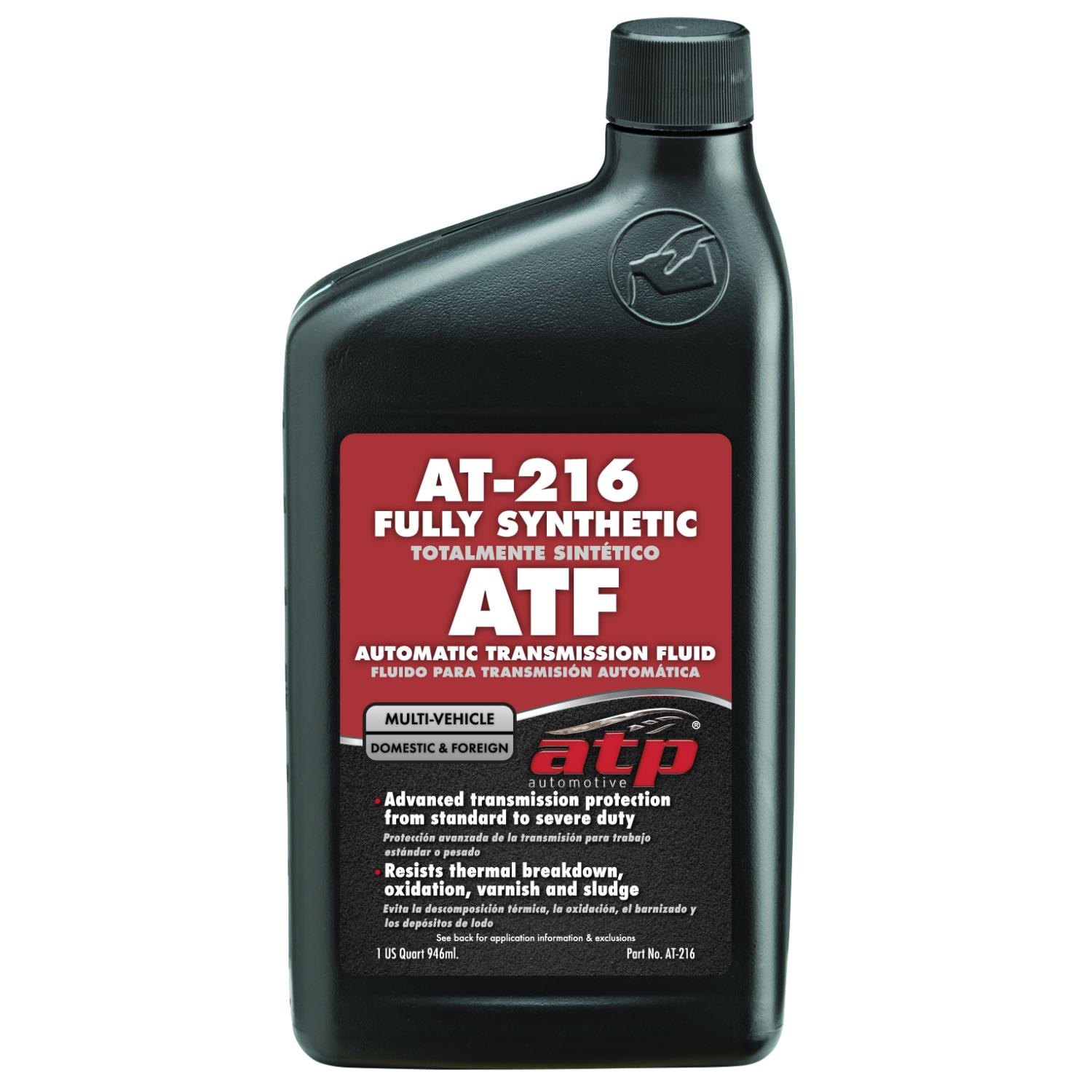 ATP Automotive AT-216 Synthetic Trans Fluid