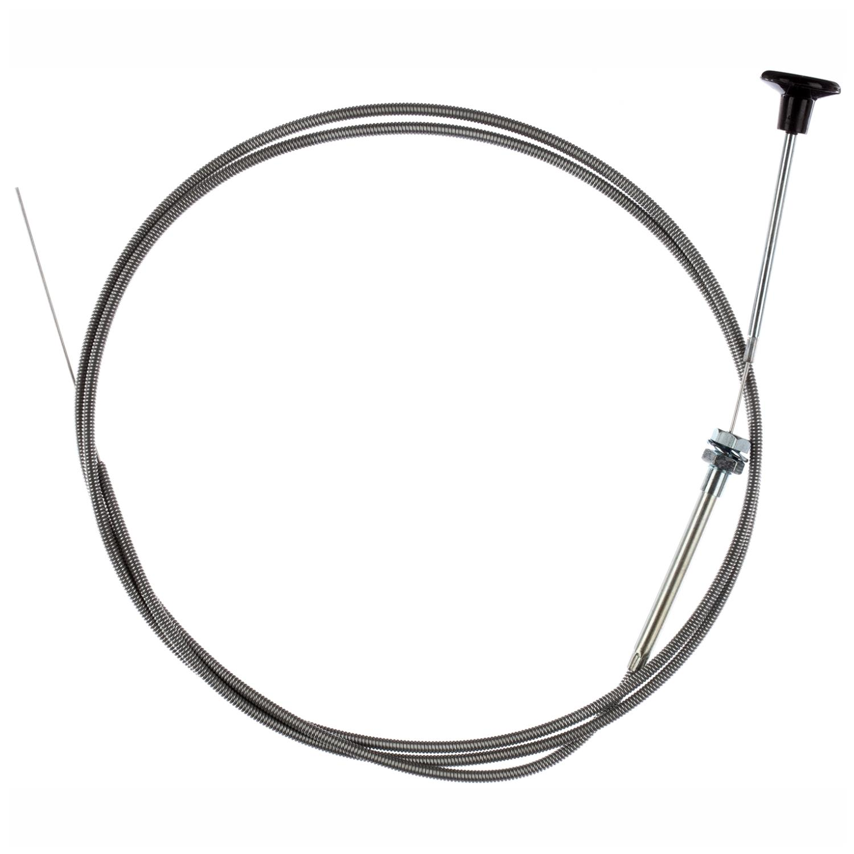 Universal Choke Cable : Atp automotive y universal choke throttle control cable